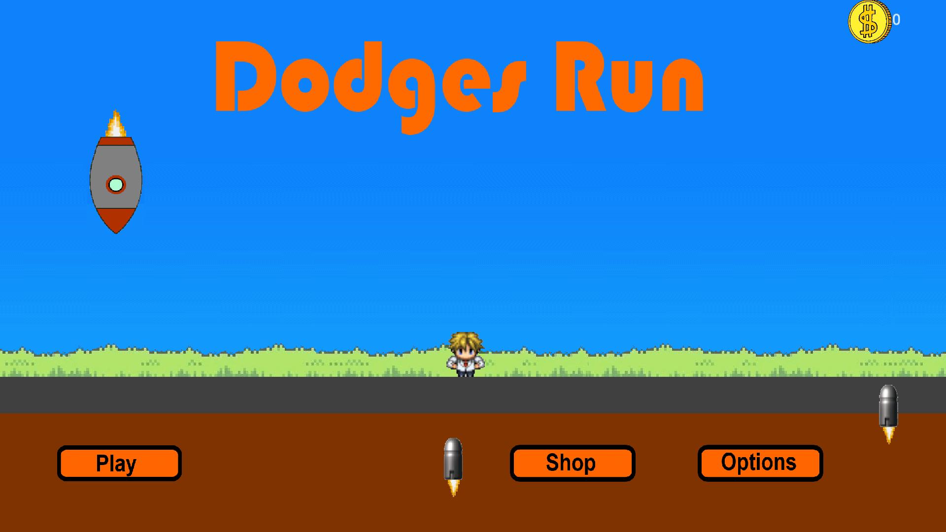 Dodges Run!