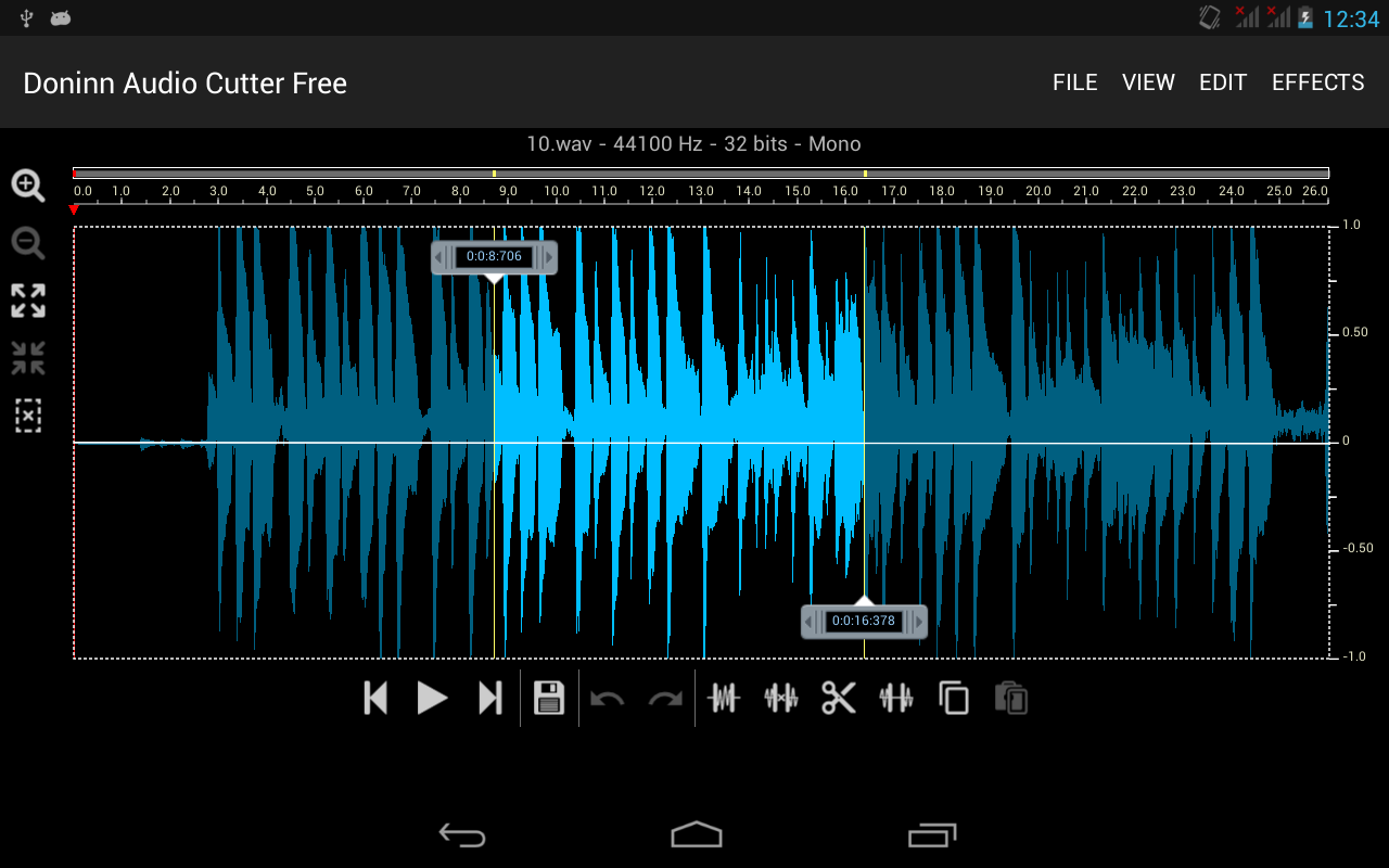 Doninn Audio Cutter (Free)