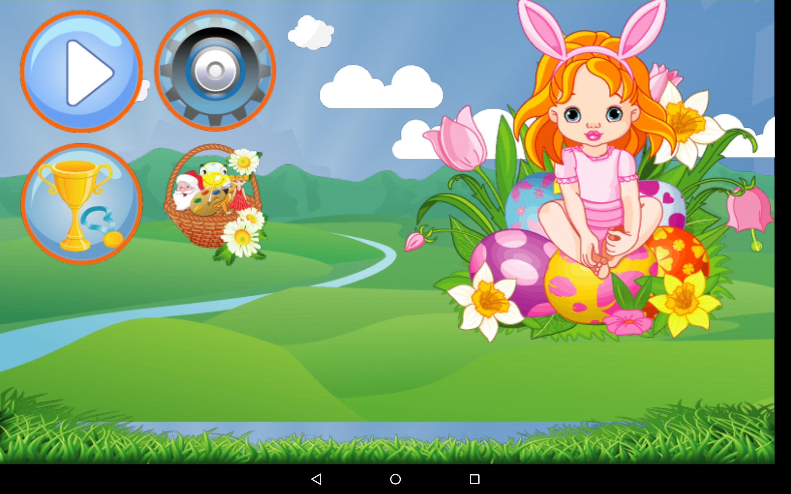 Easter Eggs Hunt for Free