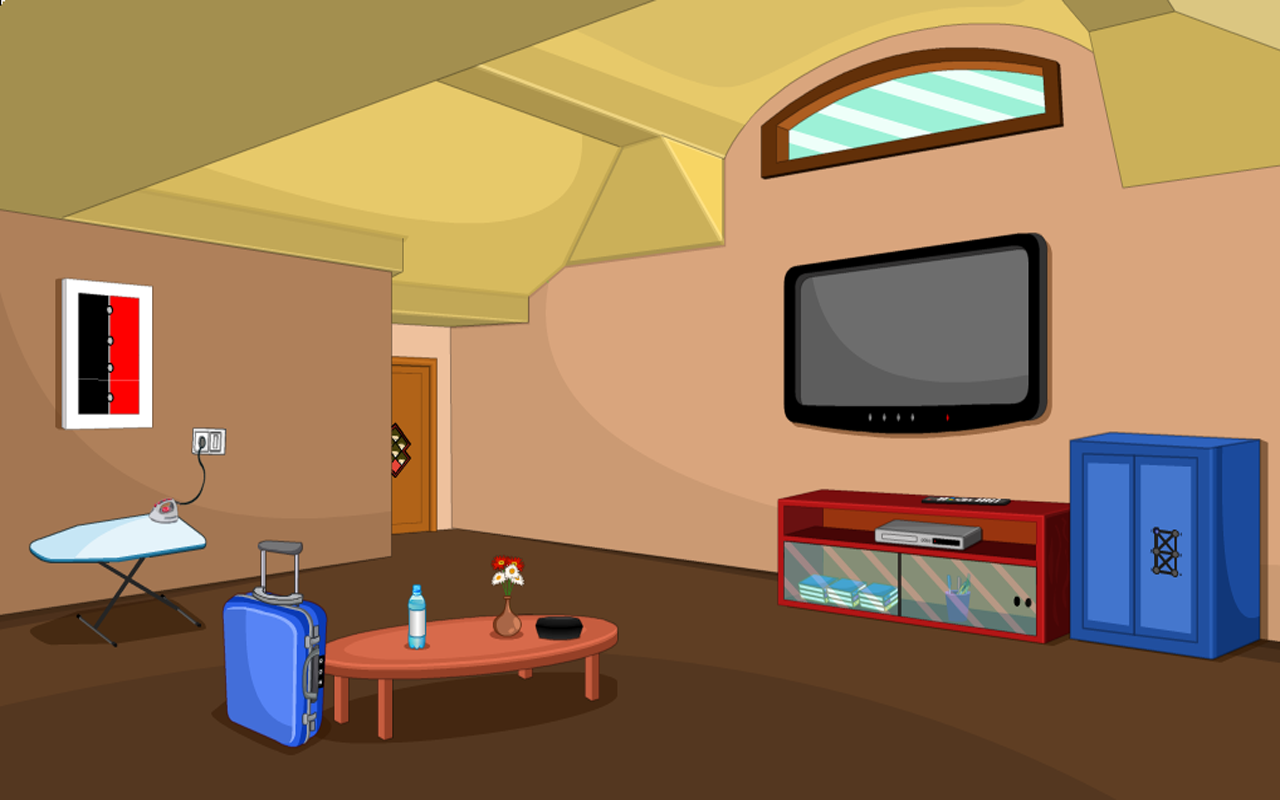 Escape Game-My Lounge Room