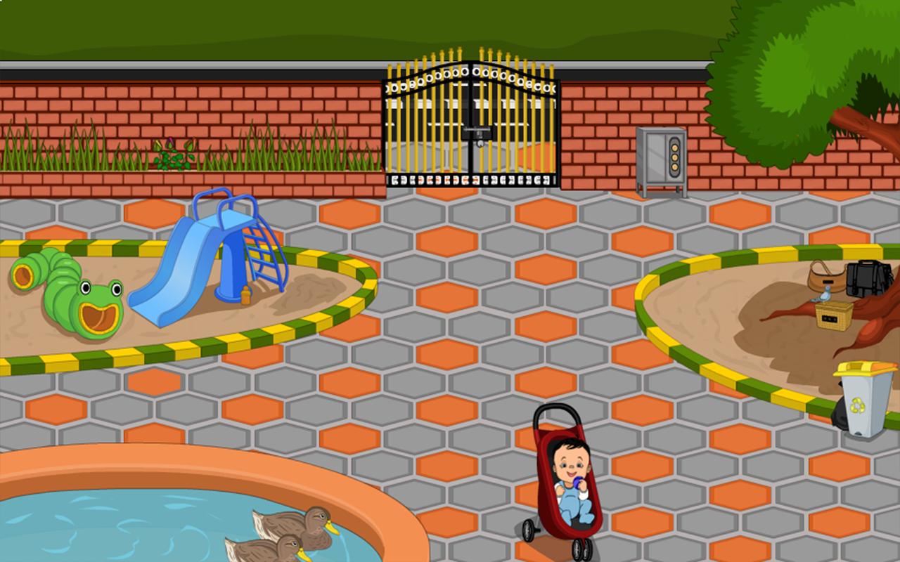 Escape Game-Pleasant Park