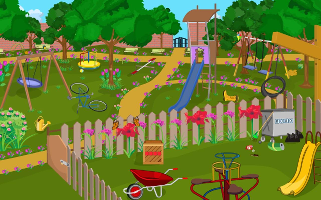 Escape Games-Pleasant Park