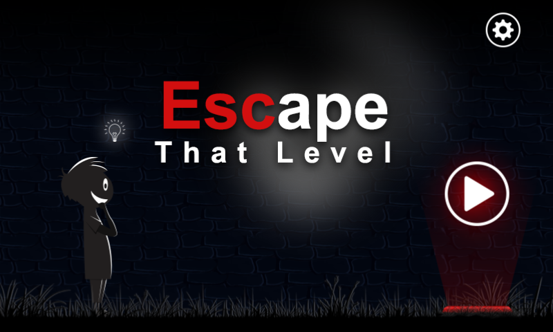 Escape that level