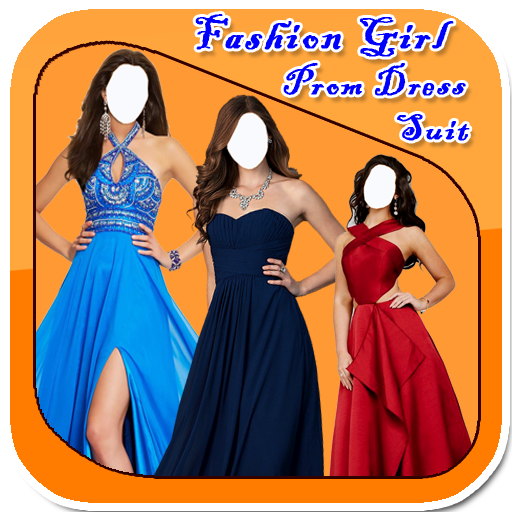 Fashion Girl Prom Dress Suit