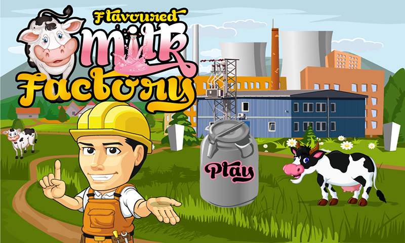 Flavored Milk & Dairy Factory
