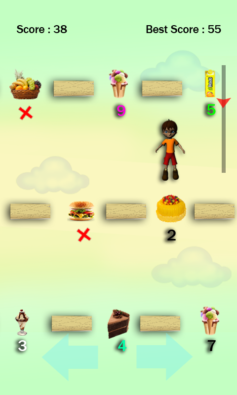 food jump
