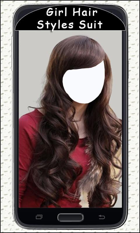 Girl Hair Styles Suit