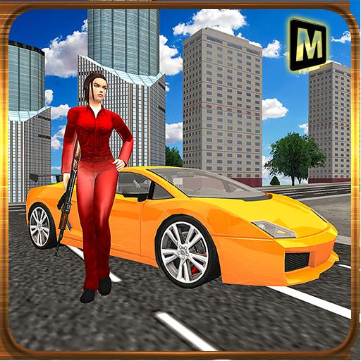 Girl Theft Auto