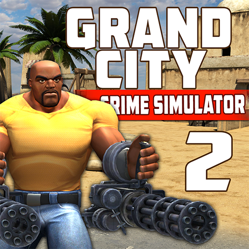 Grand City Crime Simulator 2