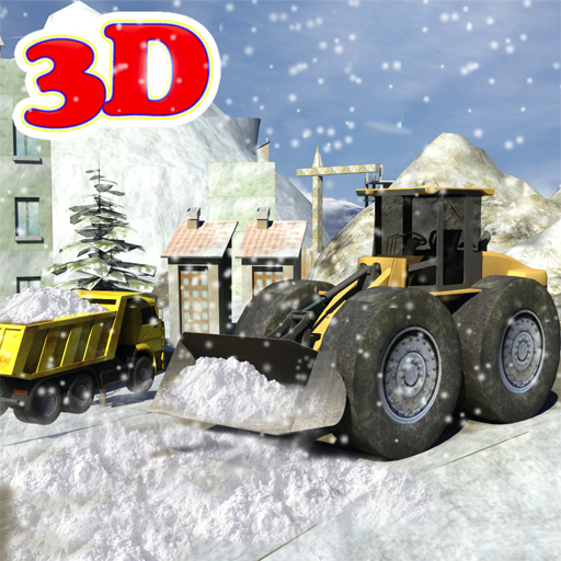 Hill Climb SnowPlow Simulator