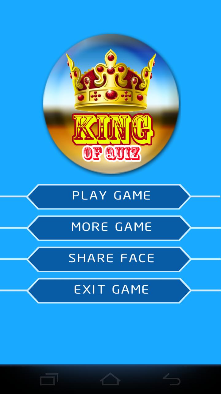 KING OF QUIZ
