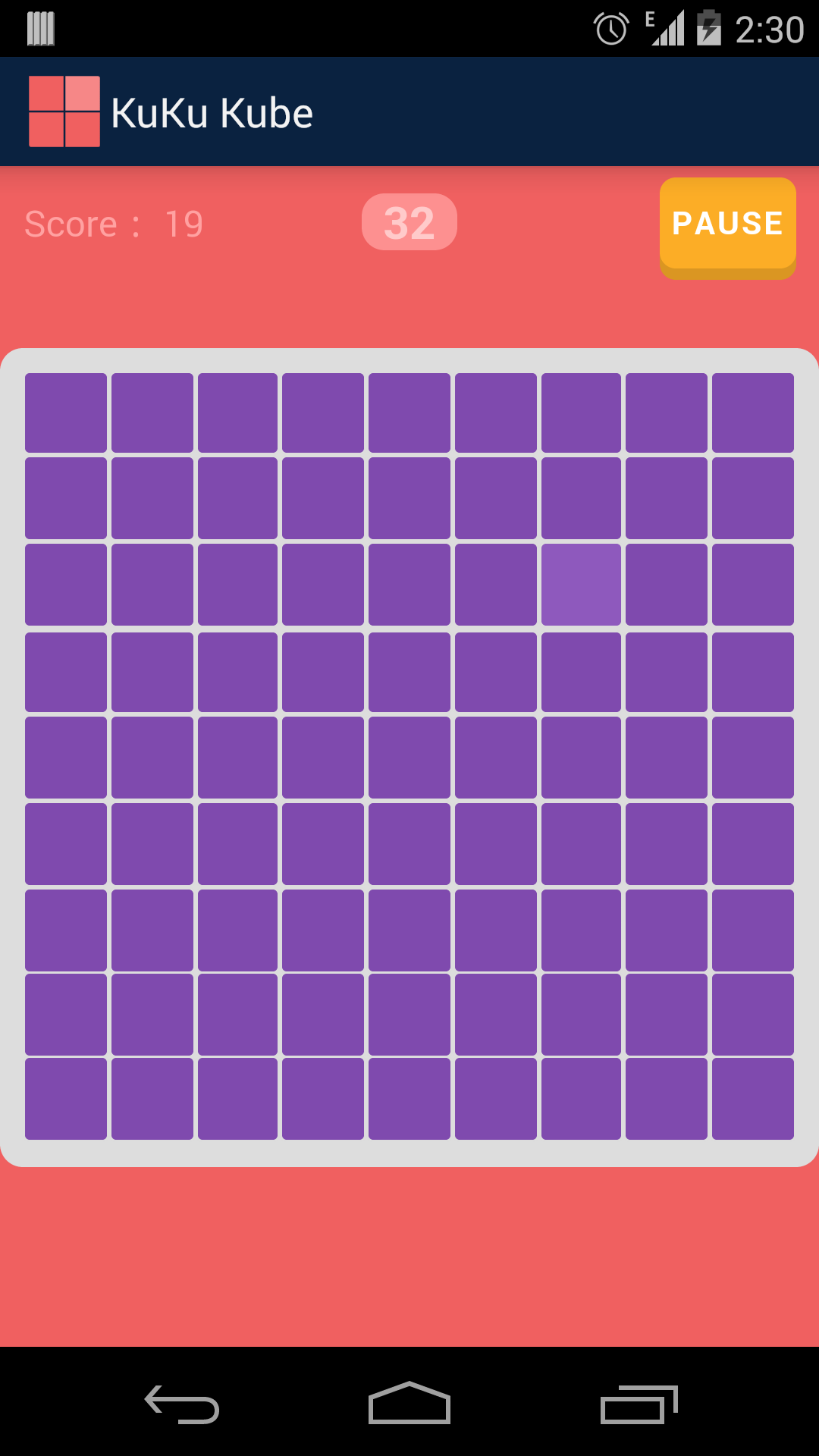 KukuKube Puzzle