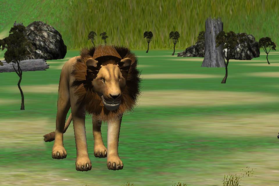Lion Quest Simulator
