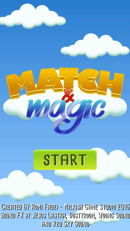 Match & Magic