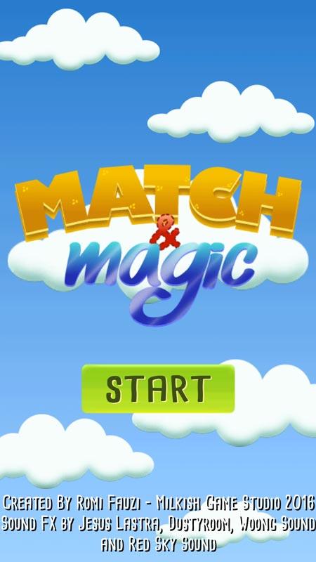 Match & Magic