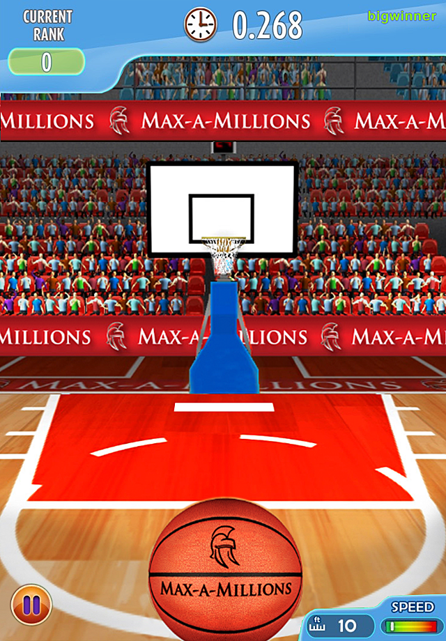 Max-a-Millions Sports Challenge App