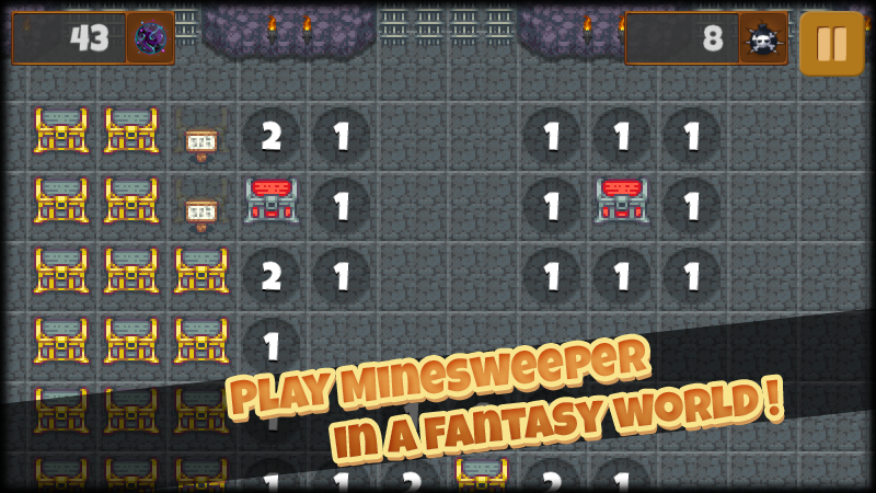 Minesweeper Chest