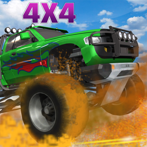 Monster Truck Hill Climb
