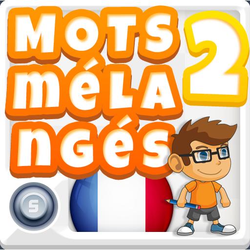 Mots Mélangés Français 2
