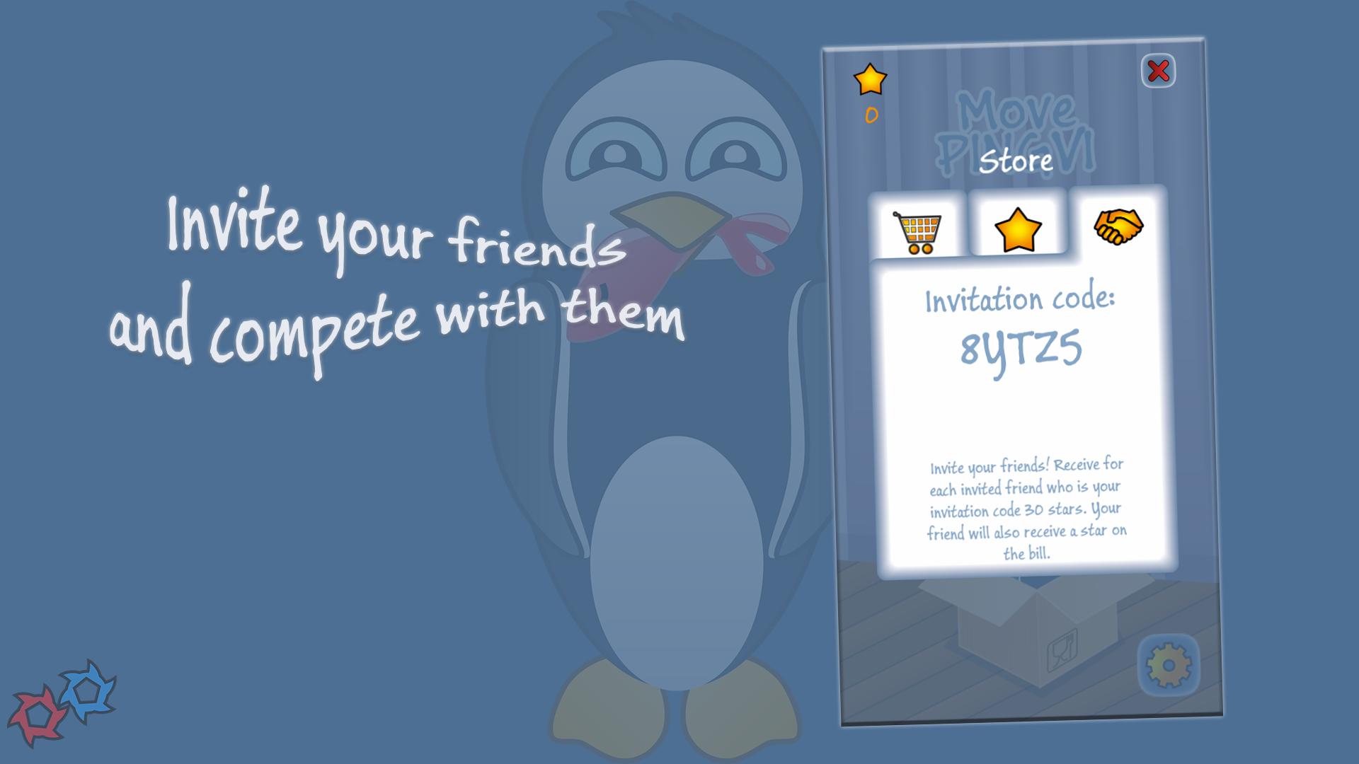 Move Pingvi - Free Game