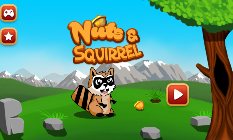 Nuts and Squirrel