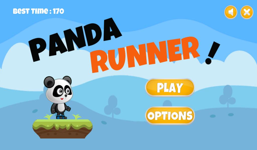Panda Runner