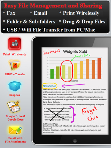 PDF Tools - Annotate PDF, Sign & Send Docs, Fill out PDF Forms and Convert Office Docs to PDF