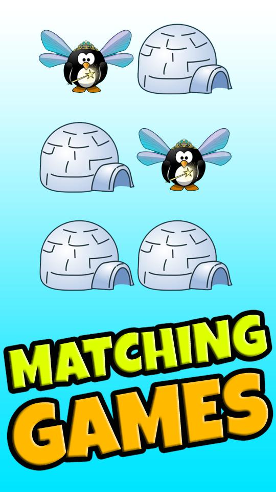 Penguin game for kids free