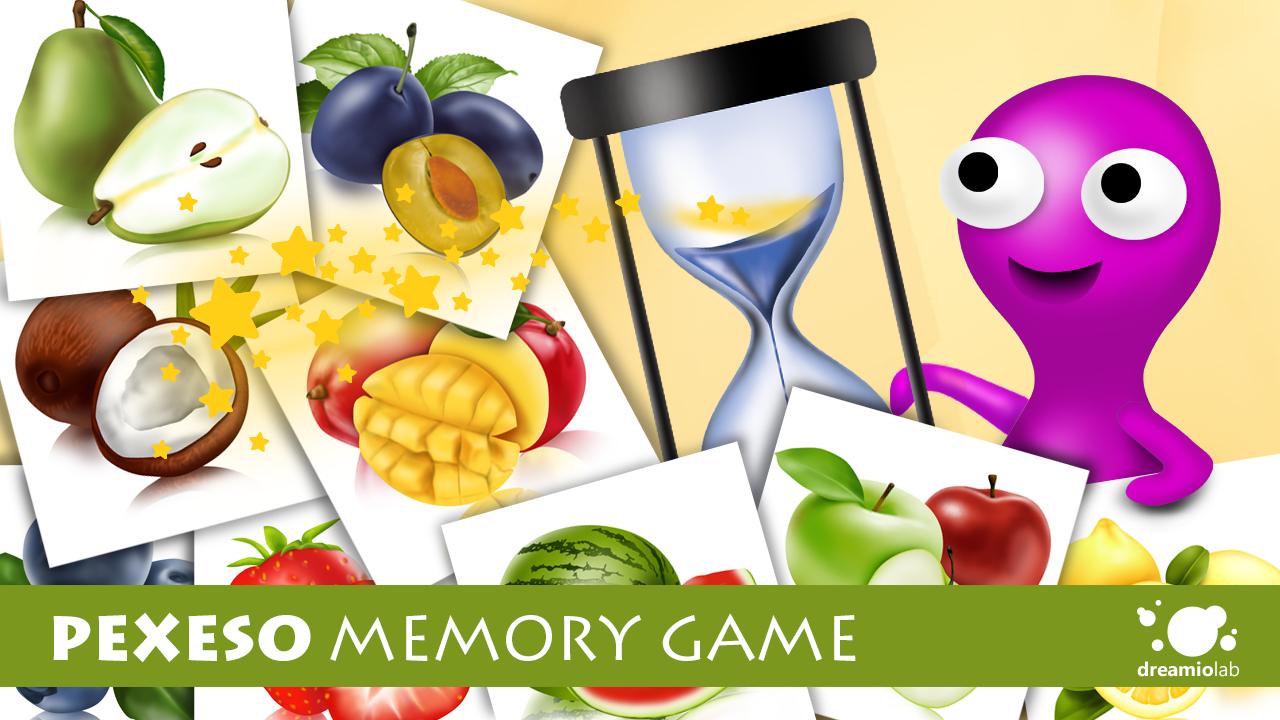Pexeso Memory Game