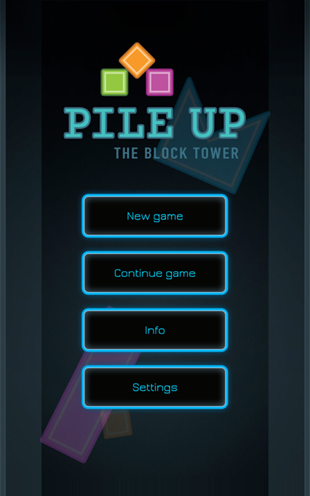 Pile Up the Block Tower