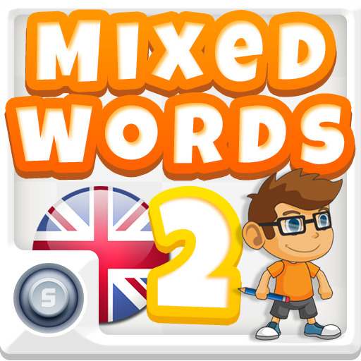 Mixed Words English 2