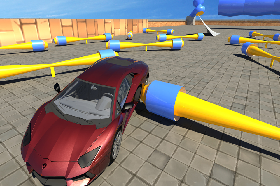 Racing Sports Car simulator