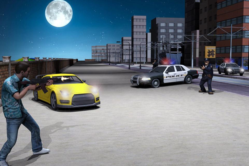 Real Auto Crime Simulator 3d