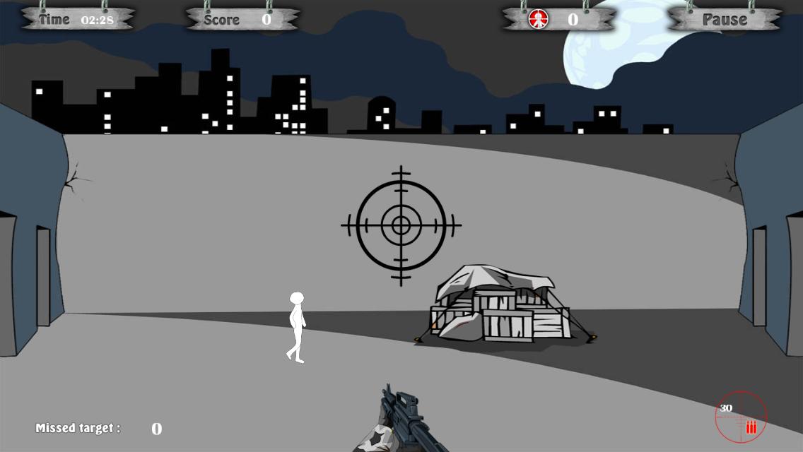 Real Gun Mafia Killer