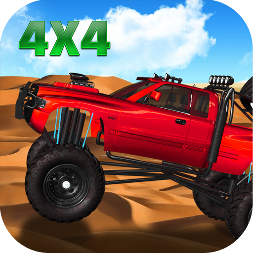 Safari Desert Racing 3D Stunt