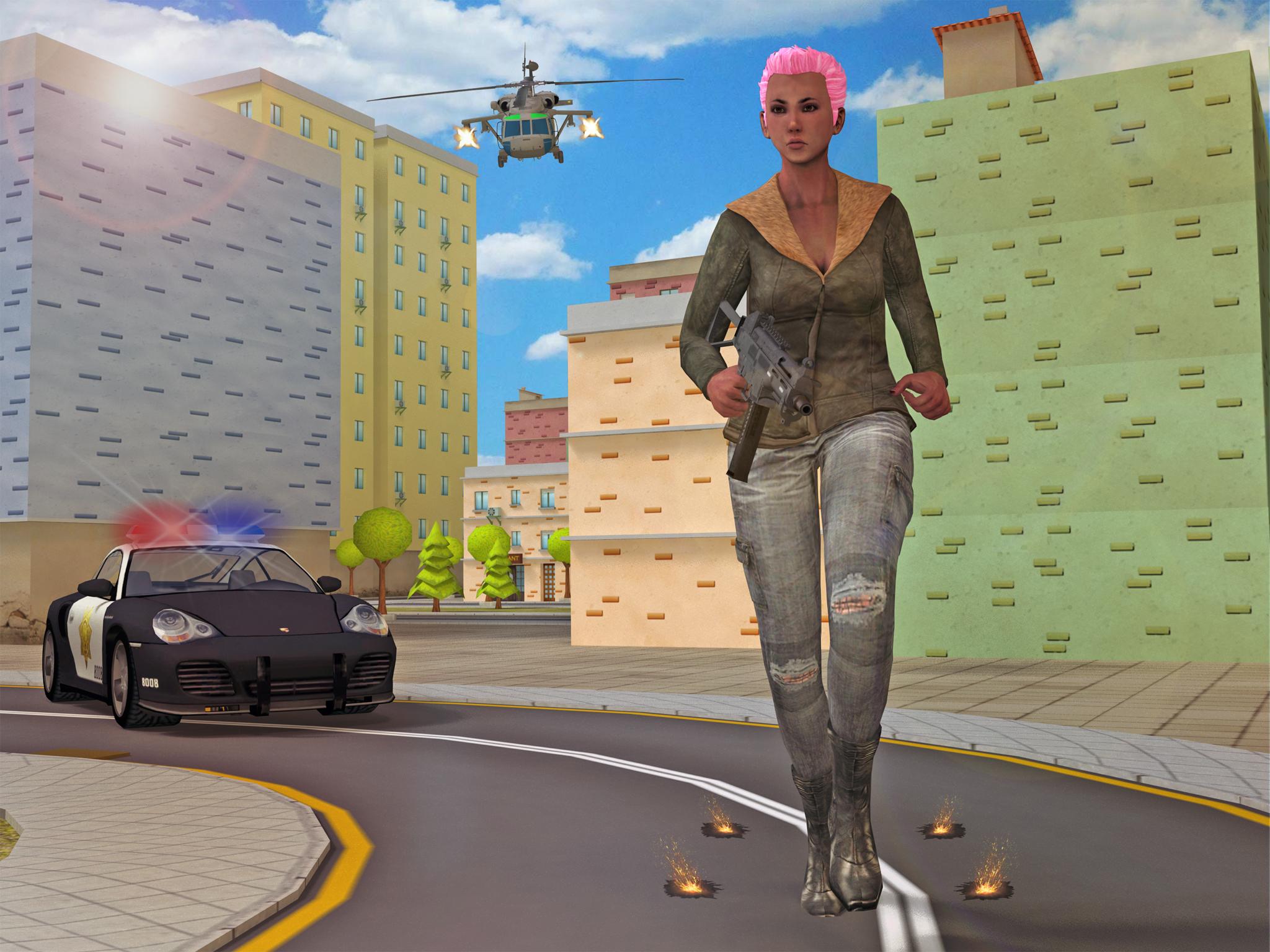 San Anbreas Mafia Street Crime