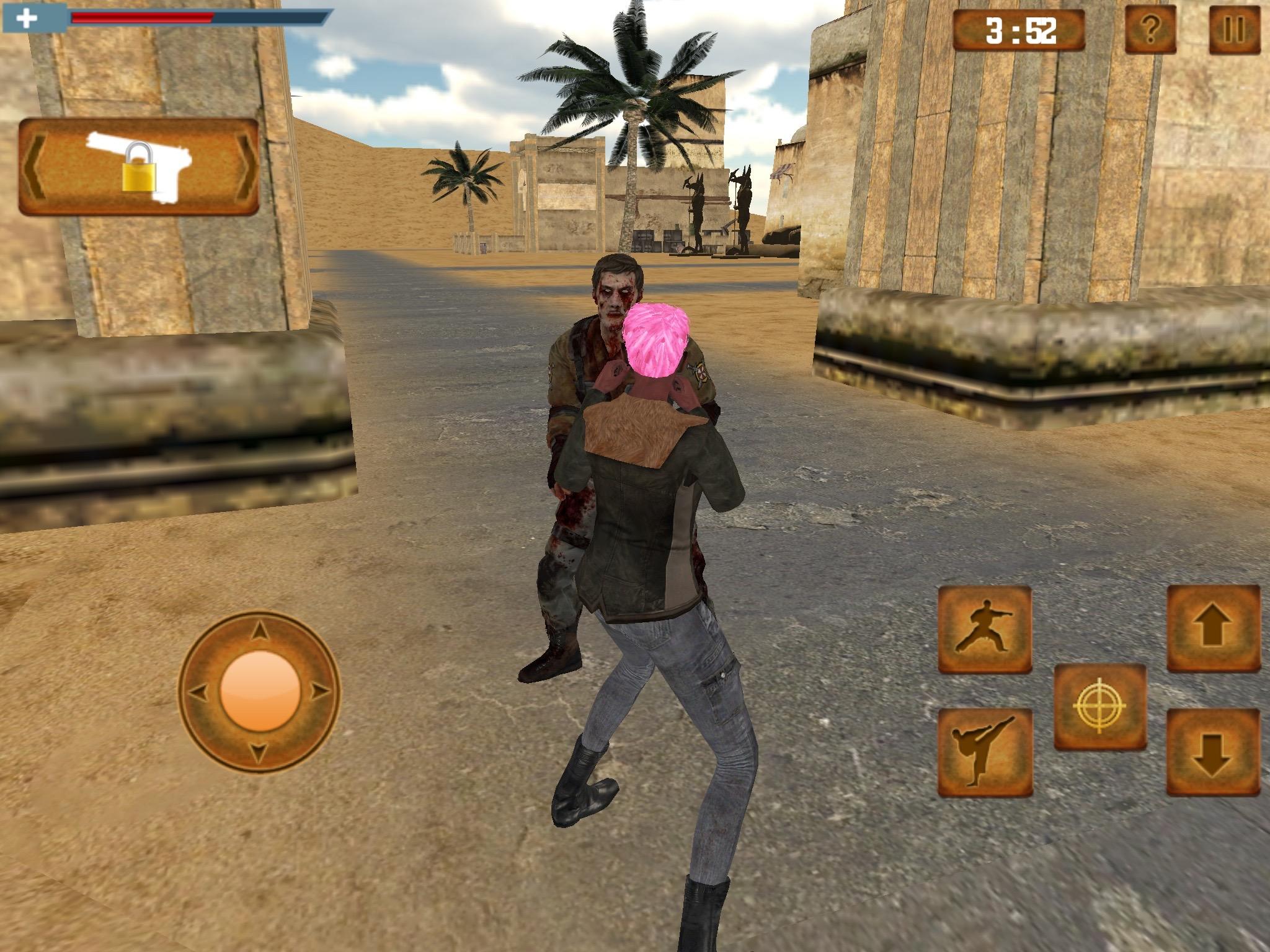 San Andreas Gangster Girl 3D