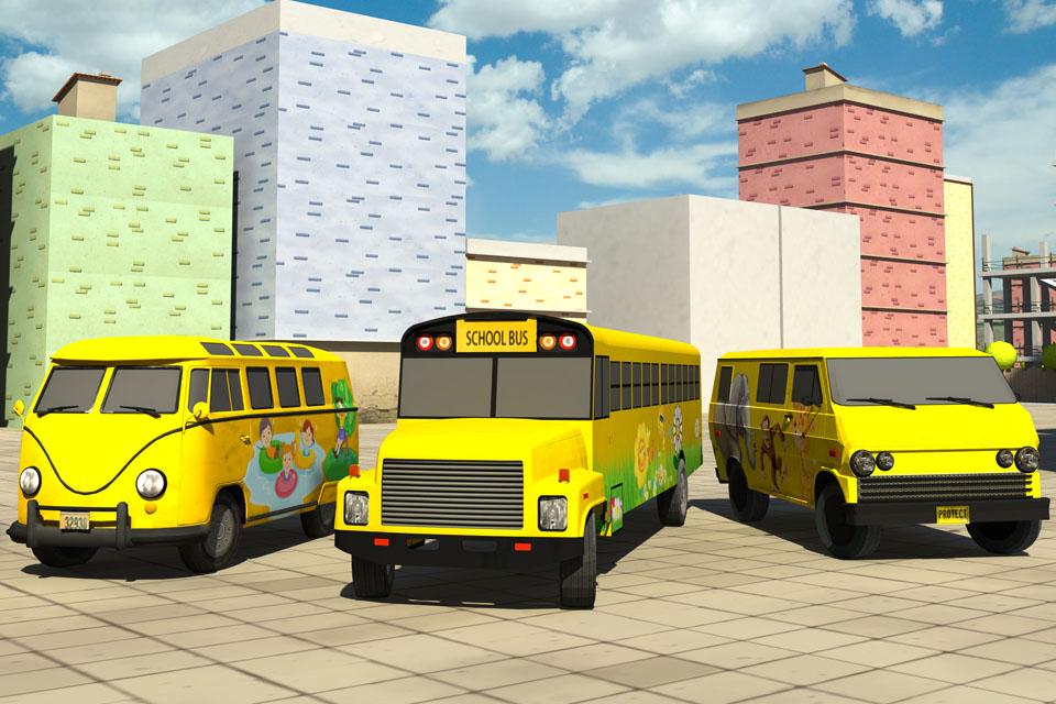 School Bus Driving