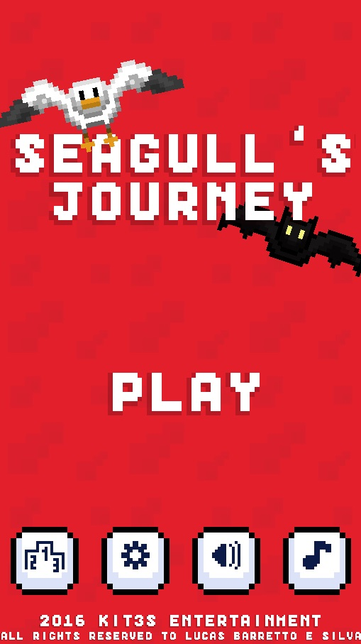 Seagull's Journey (Bird Trip)