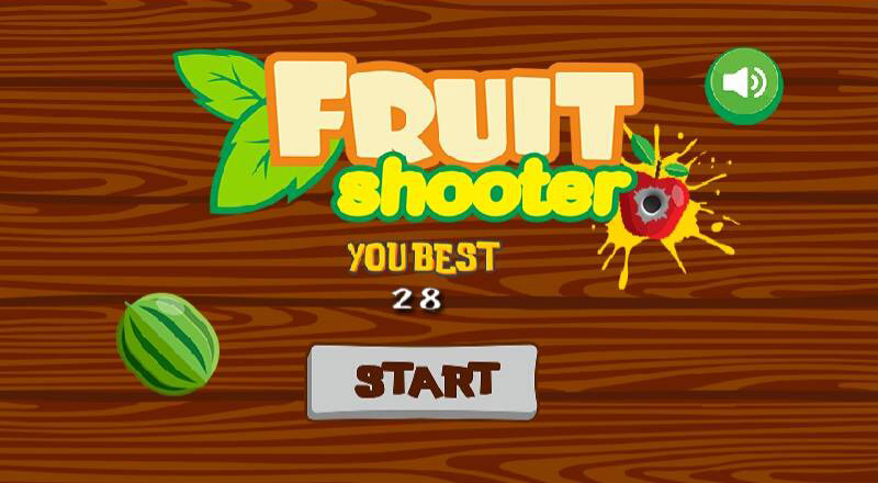 Shoot The Fruits
