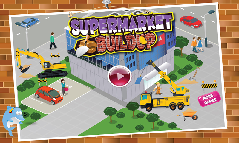 Supermarket Boy: Mall Buildup