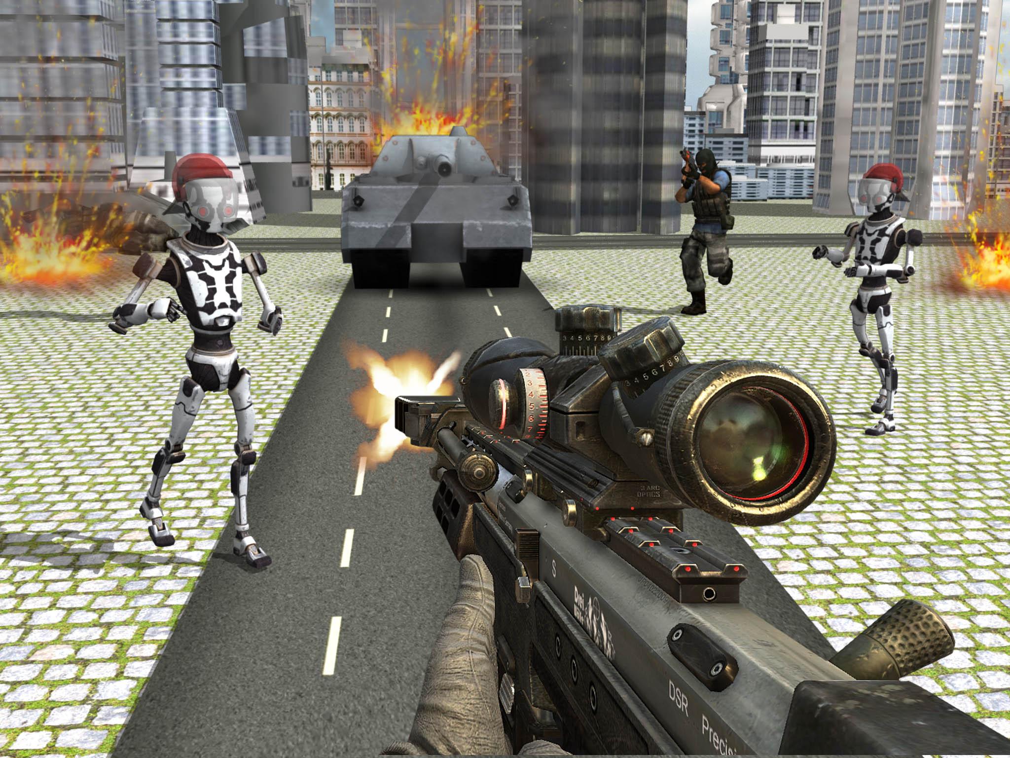 Survival Commando