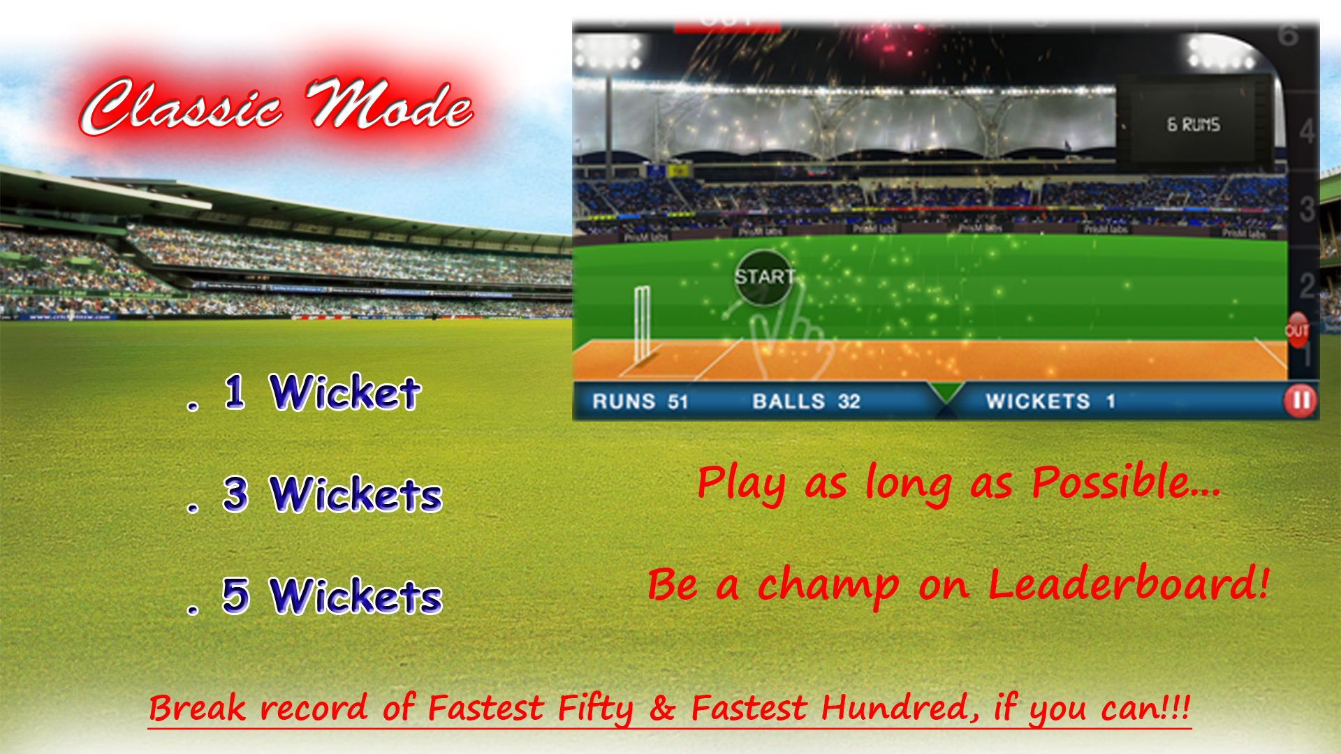T20 Cricket 2016 - Flick [FREE]