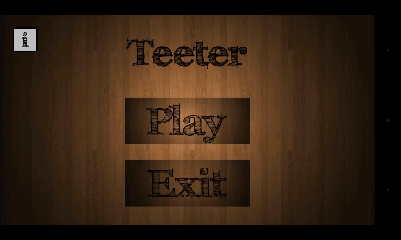 Teeter