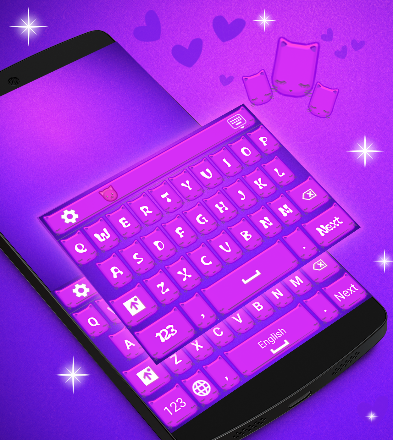 Themes with Emojis for Girls