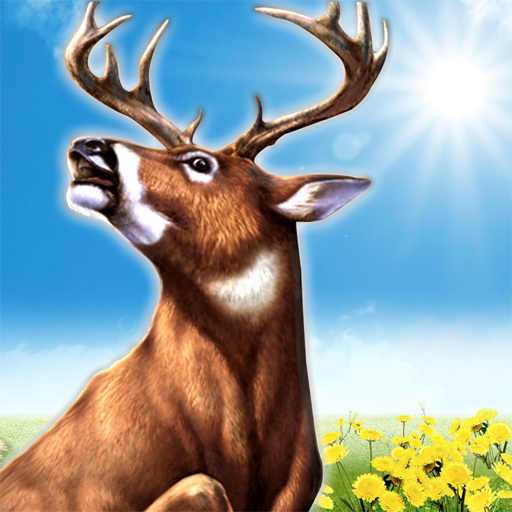 Wild Deer Hunting Simulator