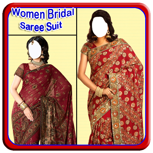 Women Bridal Saree Suit