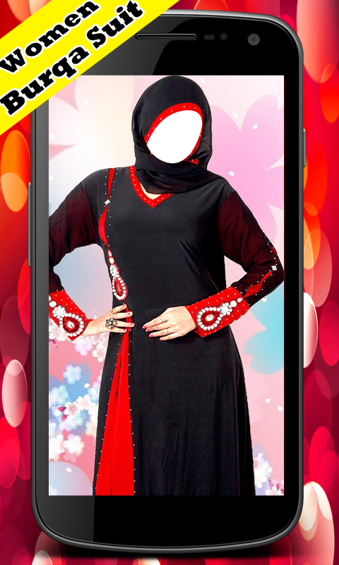 Women Burqa Suit New