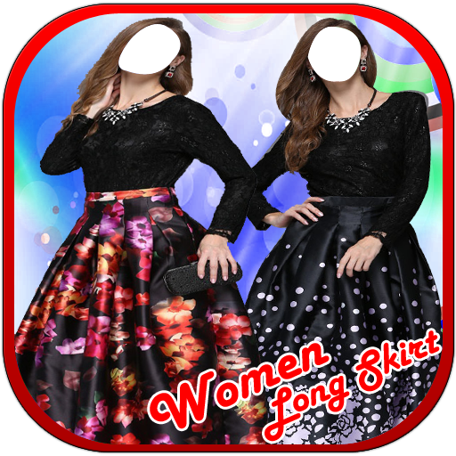 Women Long Skirt Suit