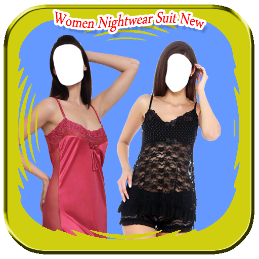Women Nightwear Suit New